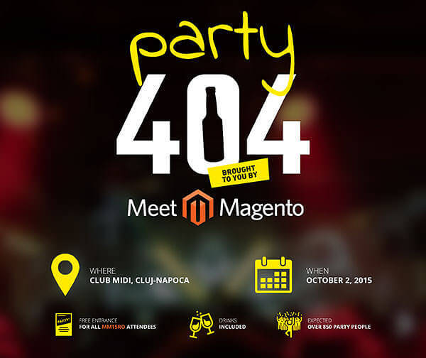 Party Meet Magento