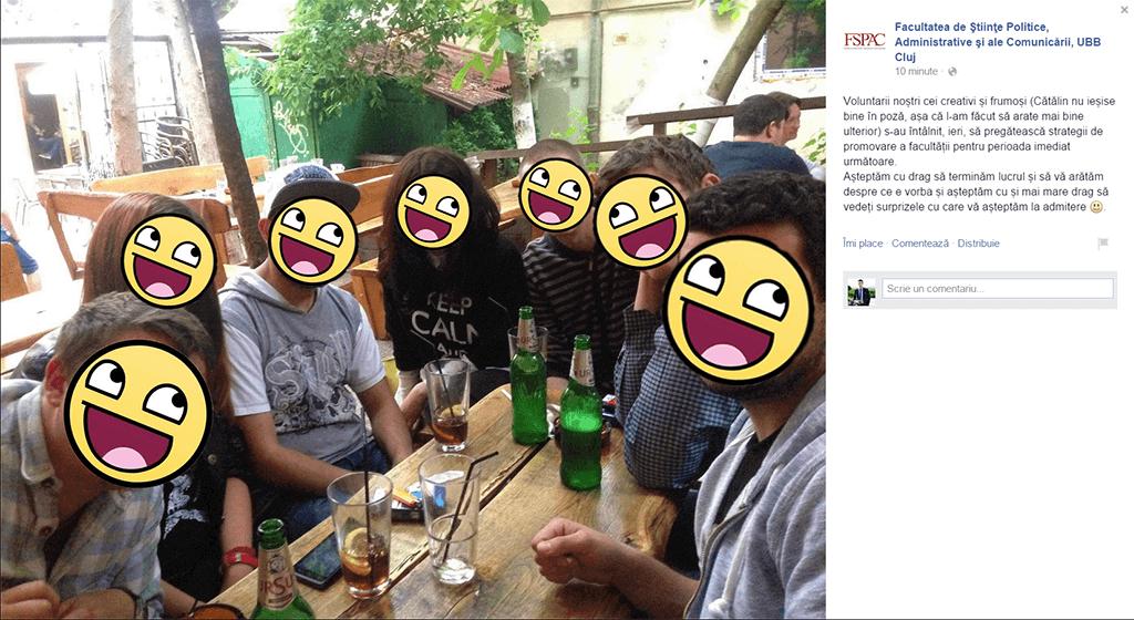 FSPAC - La bere
