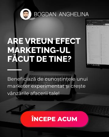 banner servicii de marketing